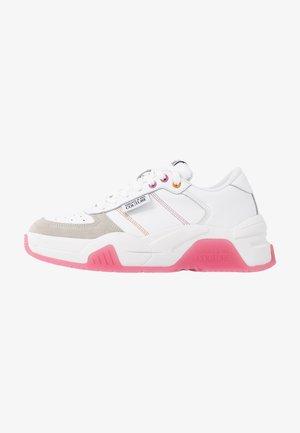 LINEA FONDO FIRE ONE - Sneakers - bianco ottico