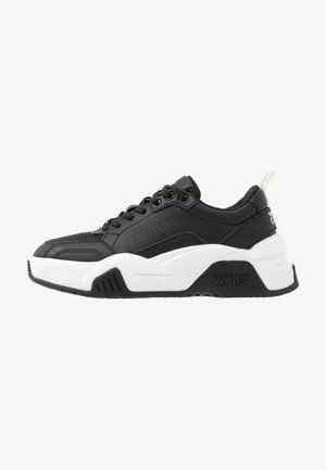 LINEA FONDO FIRE ONE - Sneakers laag - nero