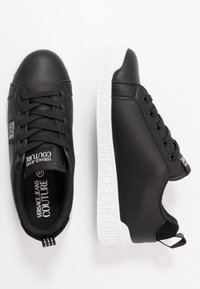 Versace Jeans Couture - LINEA FONDO PENNY - Baskets basses - nero - 3