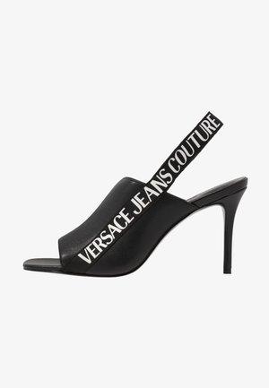 LINEA FONDO EMILY - High heeled sandals - nero