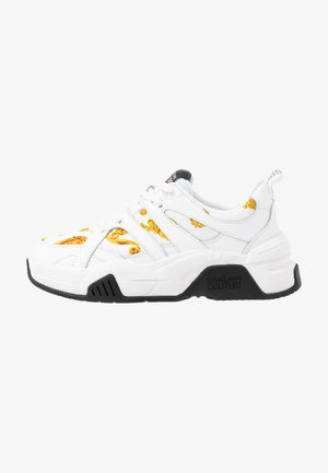 LINEA FONDO FIRE ONE - Sneakers basse - white