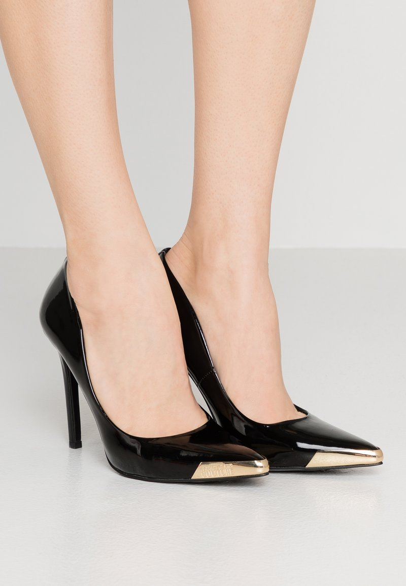 Versace Jeans Couture - High Heel Pumps - nero