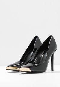 Versace Jeans Couture - Højhælede pumps - nero - 4