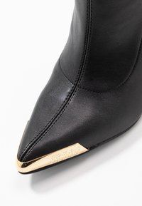 Versace Jeans Couture - High heeled ankle boots - nero - 2