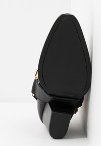 Versace Jeans Couture - High heeled ankle boots - nero - 6