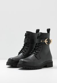 Versace Jeans Couture - Veterboots - nero - 4