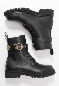 Versace Jeans Couture - Veterboots - nero - 3
