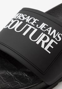 Versace Jeans Couture - Pantofle - black