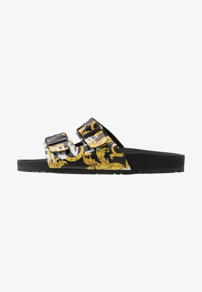 Versace Jeans Couture - Slippers - black