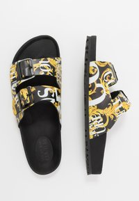 Versace Jeans Couture - Slippers - black - 1