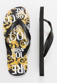 Versace Jeans Couture - Badesko - black - 1