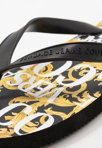 Versace Jeans Couture - Badesko - black - 5