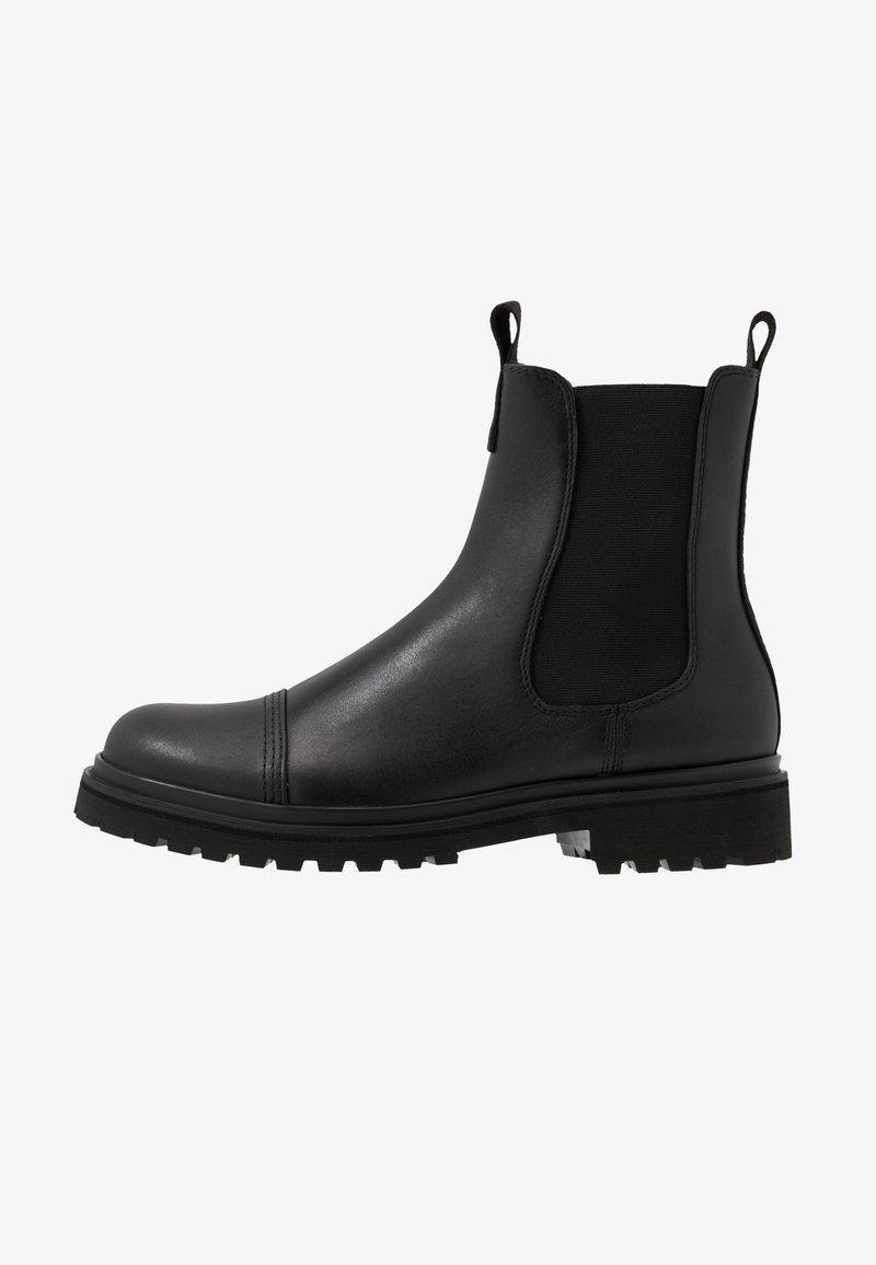 Versace Jeans Couture - Kotníkové boty - black