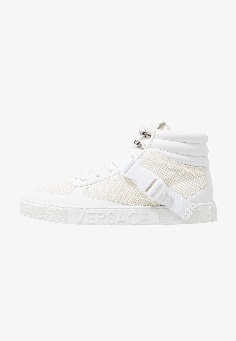 Versace Jeans Couture - FONDO CASSETTA - Baskets montantes - white