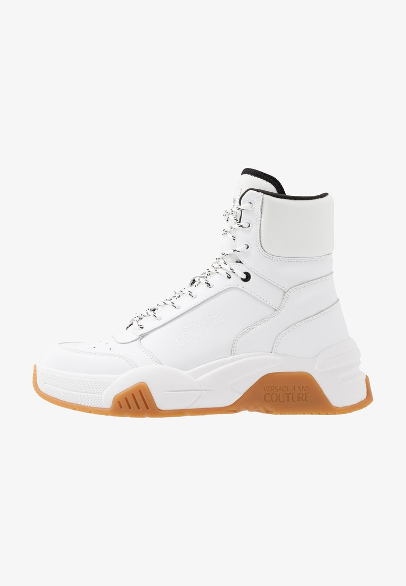 Versace Jeans Couture - High-top trainers - white