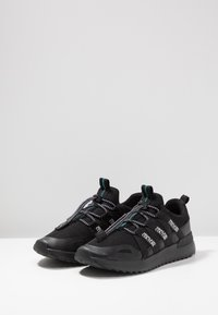Versace Jeans Couture - LINEA FONDO RUNNING - Sneakers basse - black - 2