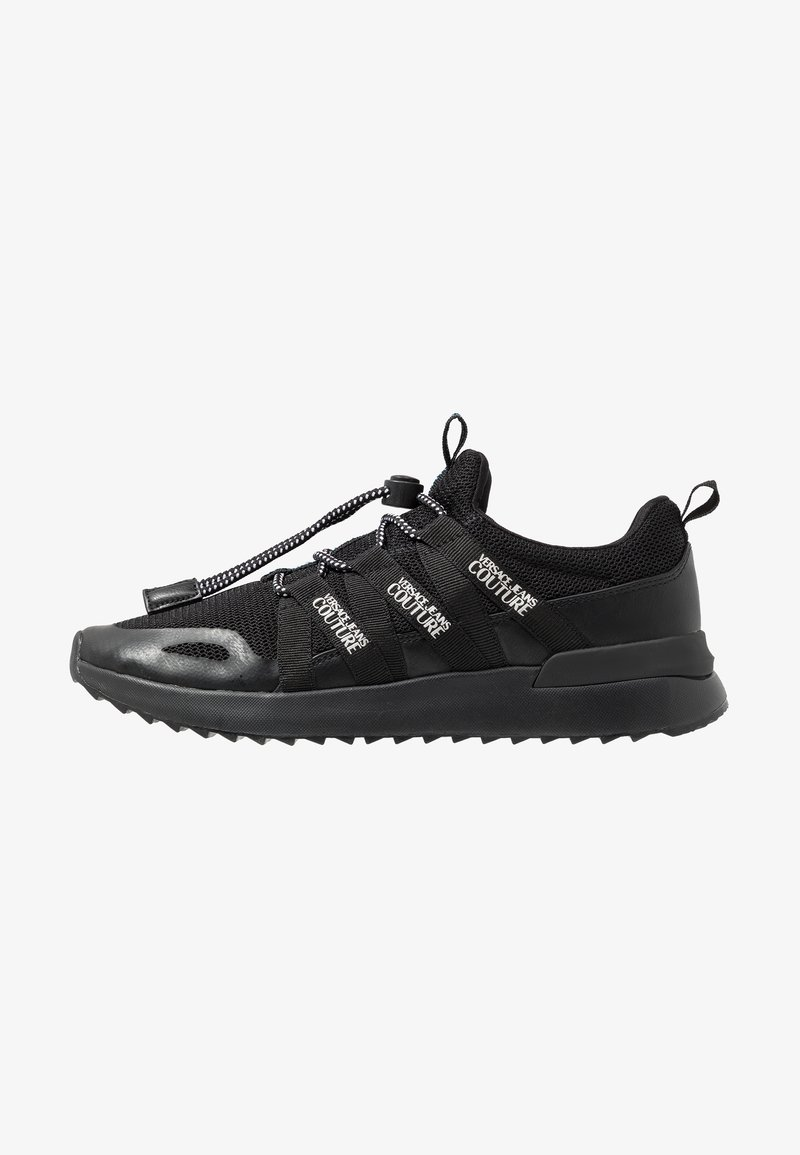 Versace Jeans Couture - LINEA FONDO RUNNING - Sneakers basse - black