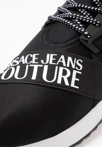Versace Jeans Couture - LINEA FONDO SUPER  - Sneakers laag - black - 5