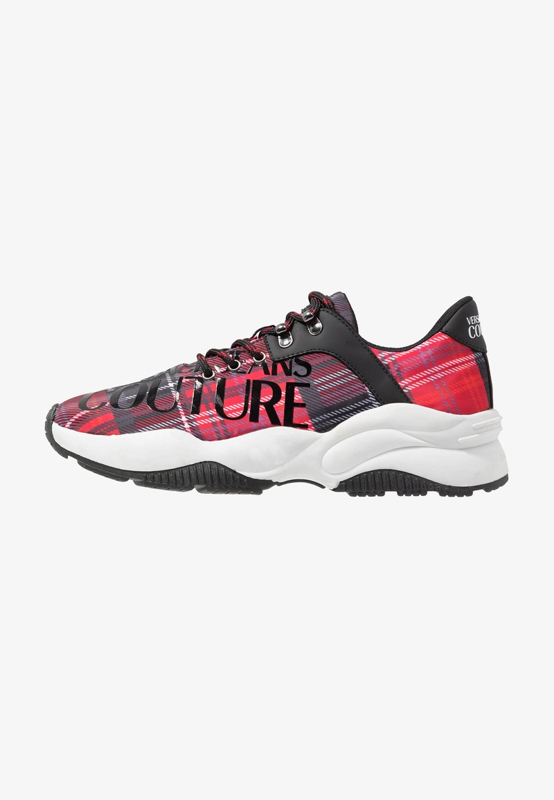 Versace Jeans Couture - LINEA FONDO EXTREME - Sneakers basse - tartan