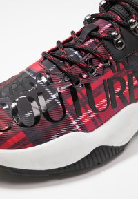 Versace Jeans Couture - LINEA FONDO EXTREME - Sneakers basse - tartan - 5