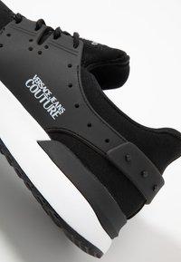 Versace Jeans Couture - LINEA FONDO SUPER - Sneakers - nero - 5