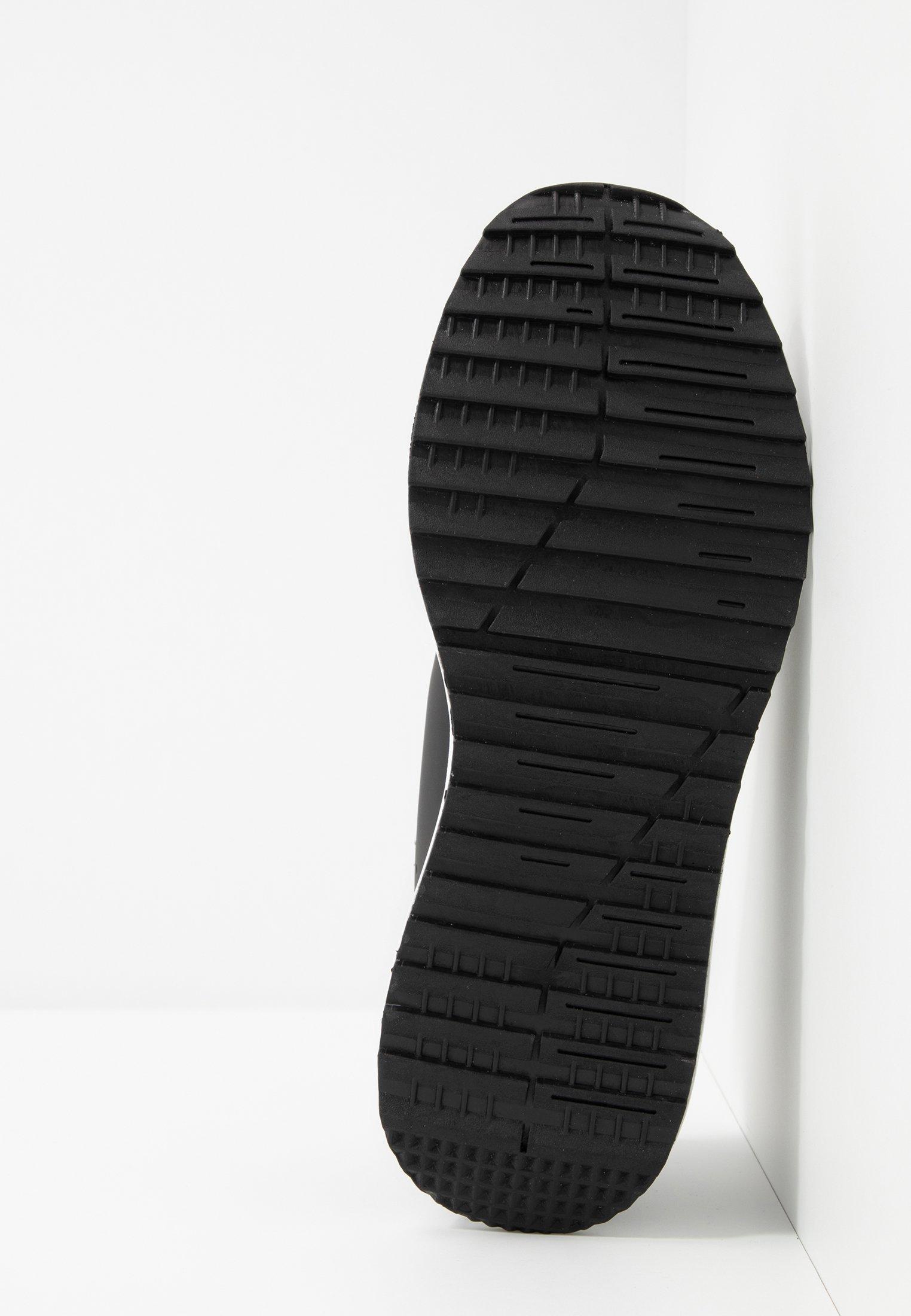 Fondo Couture Versace SuperSneakers Nero Linea Jeans Basse kiPTZOXu