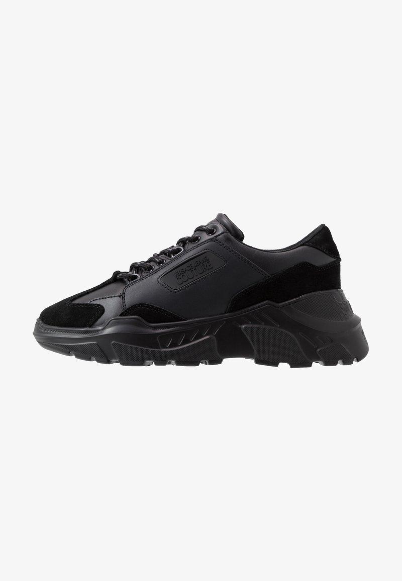 Versace Jeans Couture - LINEA FONDO SPEED - Zapatillas - black