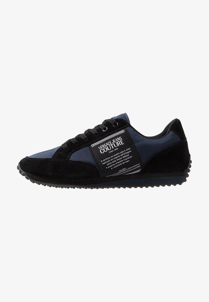 Versace Jeans Couture - LINEA FONDO SPYDER - Zapatillas - dark blue