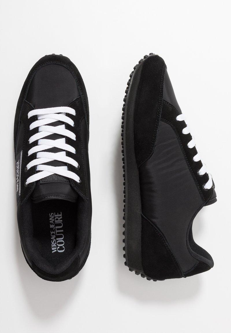 Versace Jeans Couture - LINEA FONDO SPYDER - Sneakersy niskie - black