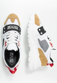 Versace Jeans Couture - Sneaker low - white - 1