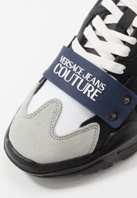 Versace Jeans Couture - Baskets basses - navy - 5