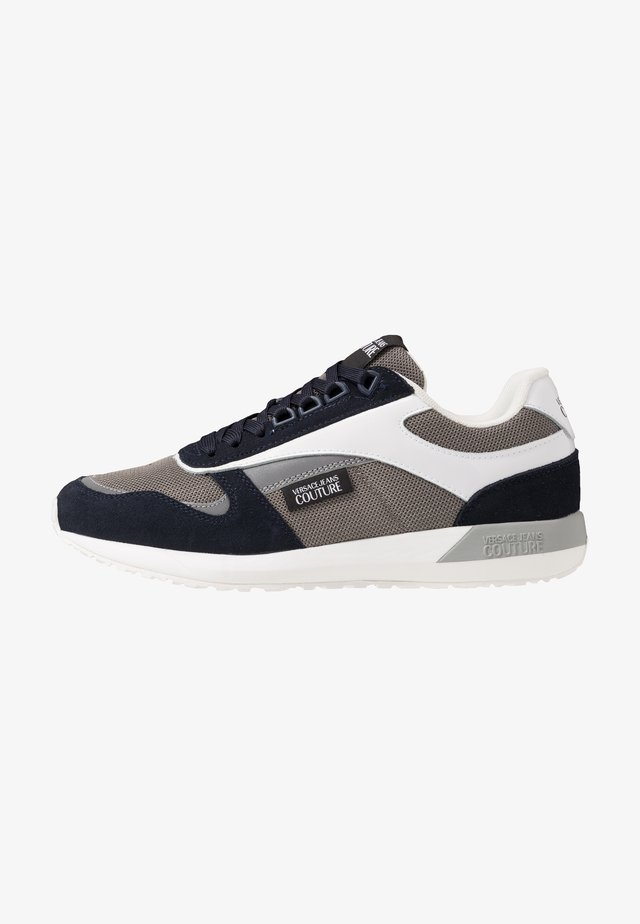 Trainers - white/navy