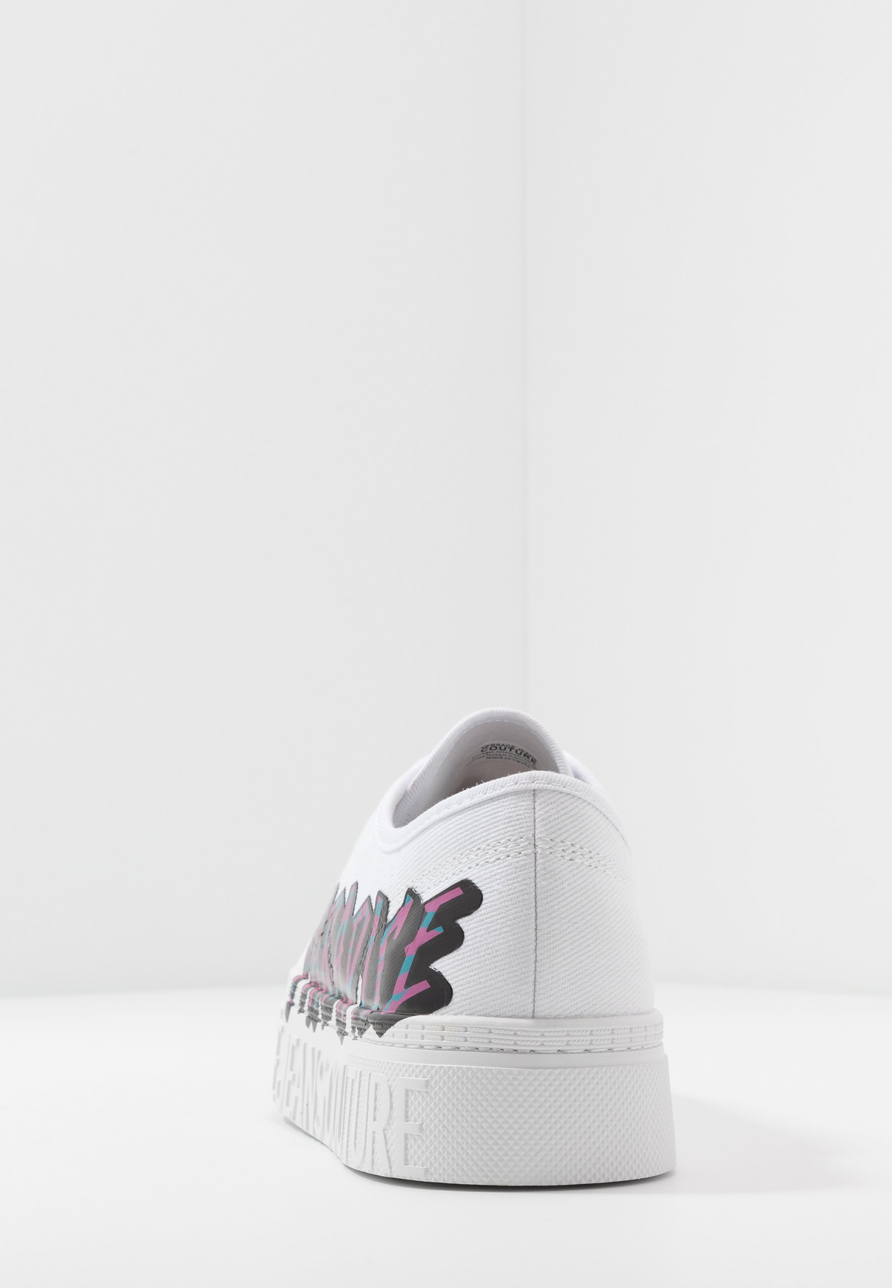 Versace Jeans Couture Sneakersy niskie - white