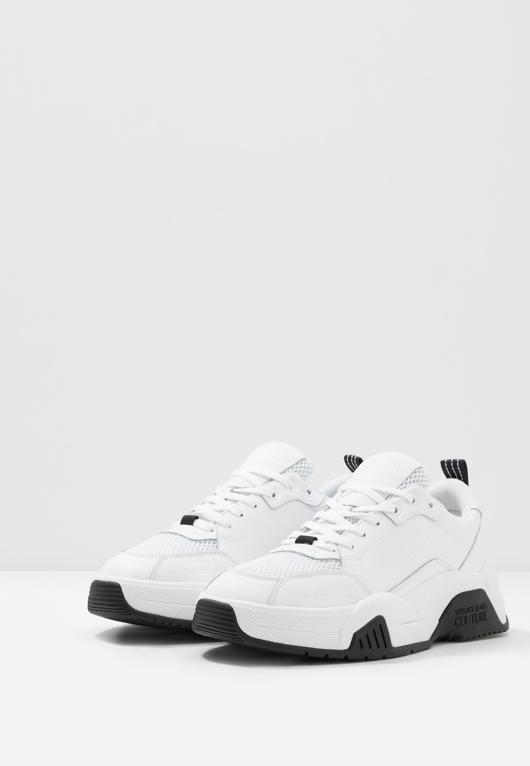 Versace Jeans Couture Trainers - White