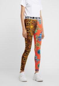 Versace Jeans Couture - Legging - orange - 0