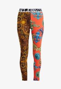 Versace Jeans Couture - Legging - orange - 4