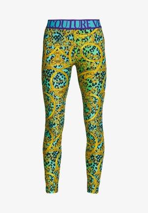 LADY FUSEAUX - Leggings - Trousers - pure mint