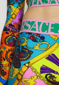 Versace Jeans Couture - Leggings - Trousers - multi-coloured - 5