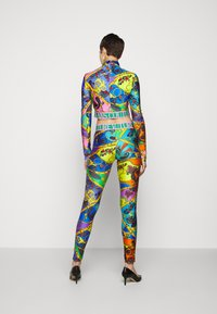 Versace Jeans Couture - Leggings - Trousers - multi-coloured - 2