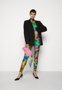 Versace Jeans Couture - Leggings - Trousers - multi-coloured - 1