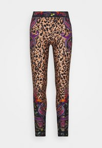 Versace Jeans Couture - Leggings - Trousers - nero - 3