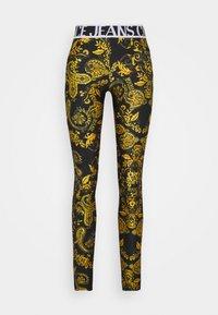 Versace Jeans Couture - Leggingsit - black - 4