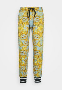 Versace Jeans Couture - Tracksuit bottoms - azzurro scuro - 4