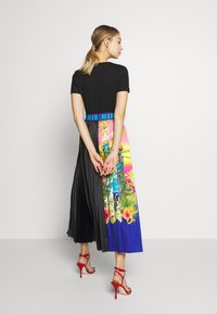 Versace Jeans Couture - LADY SKIRT - Gonna a campana - pavone - 2