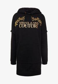 Versace Jeans Couture - Vestito estivo - black - 3