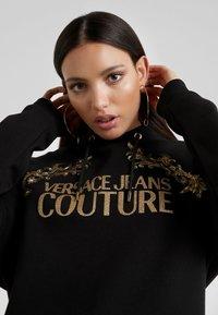 Versace Jeans Couture - Vestito estivo - black - 4