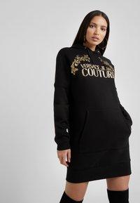 Versace Jeans Couture - Vestito estivo - black - 0