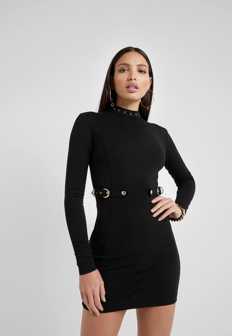 Versace Jeans Couture - Robe fourreau - black
