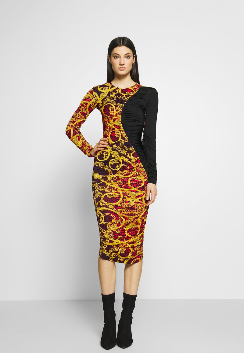 Versace Jeans Couture - LADY DRESS - Etui-jurk - racing red