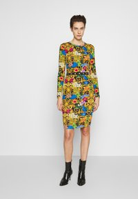 Versace Jeans Couture - LADY DRESS - Vestito di maglina - multi-coloured - 1